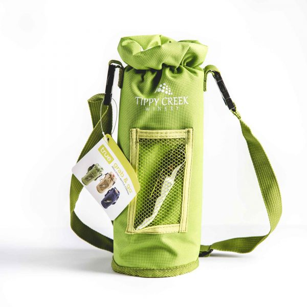 Grab & Go™: Insulated Bottle Carrier Tippy Creek Winery