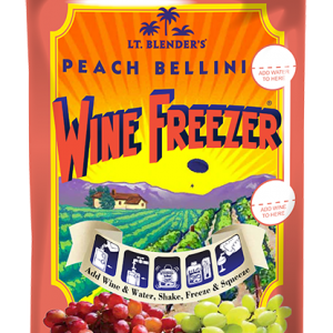 Peach Bellini Wine Freezer