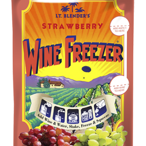 Strawberry Wine Freezer