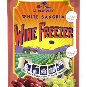 White Sangria Wine Freezer