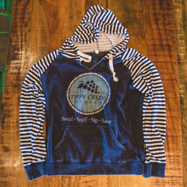 Tippy Creek Winery Baggy Hoody