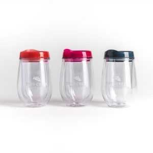 Tippy Creek Winery Wine Tumblers