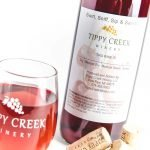 Chill Out Cherry Sweet Wine Tippy Creek Winery