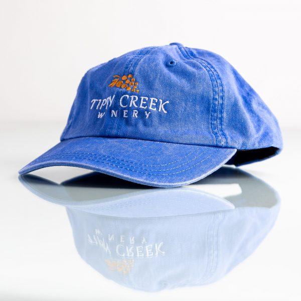 Blue Tippy Creek Winery Hat