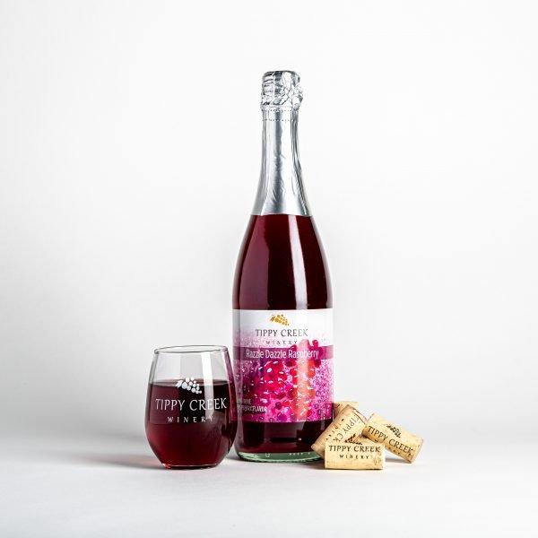 Razzle Dazzle Rasberry Sparkling Wine