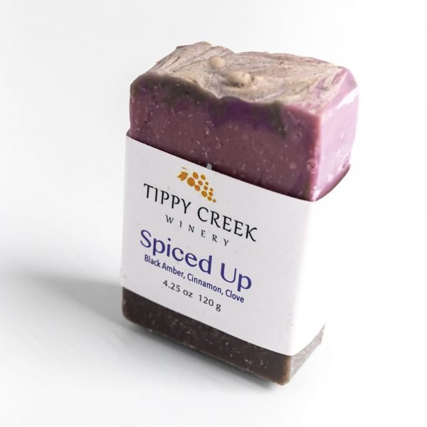 Spiced Up Soap by Tippy Creek Winery