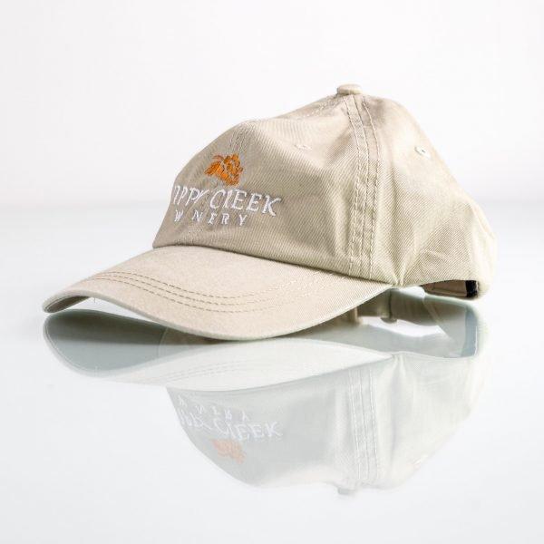 Tan Tippy Creek Winery Hat