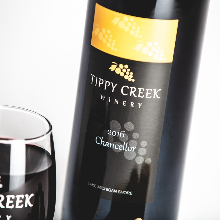 Tippy Creek Winery Chancellor Red Wine